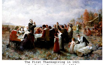 Recapturing Gratitude in Turbulent Times