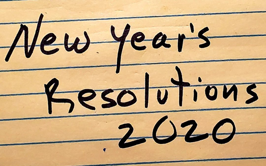 Being Realistic about New Year's Resolutions: Some things to think about before making one.