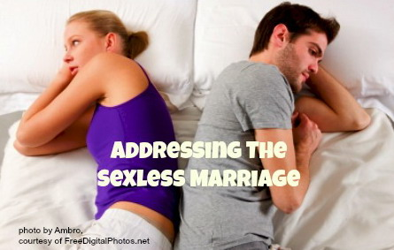 Let's Talk about Sexless Marriages: The Good News !